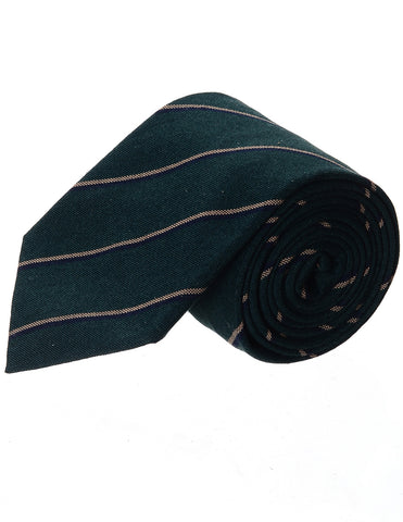 Mens Business Two Stripes Pattern Neck Tie (YA027)