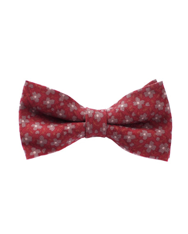Mens Floral Bow Tie Pattern Pre-Tied Bow ties (YB018)