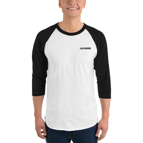 3/4 Sleeve Raglan T-Shirts
