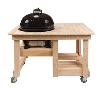 Primo Oval XL 400 Cypress Counter Top Table 612 - BetterPatio.com
