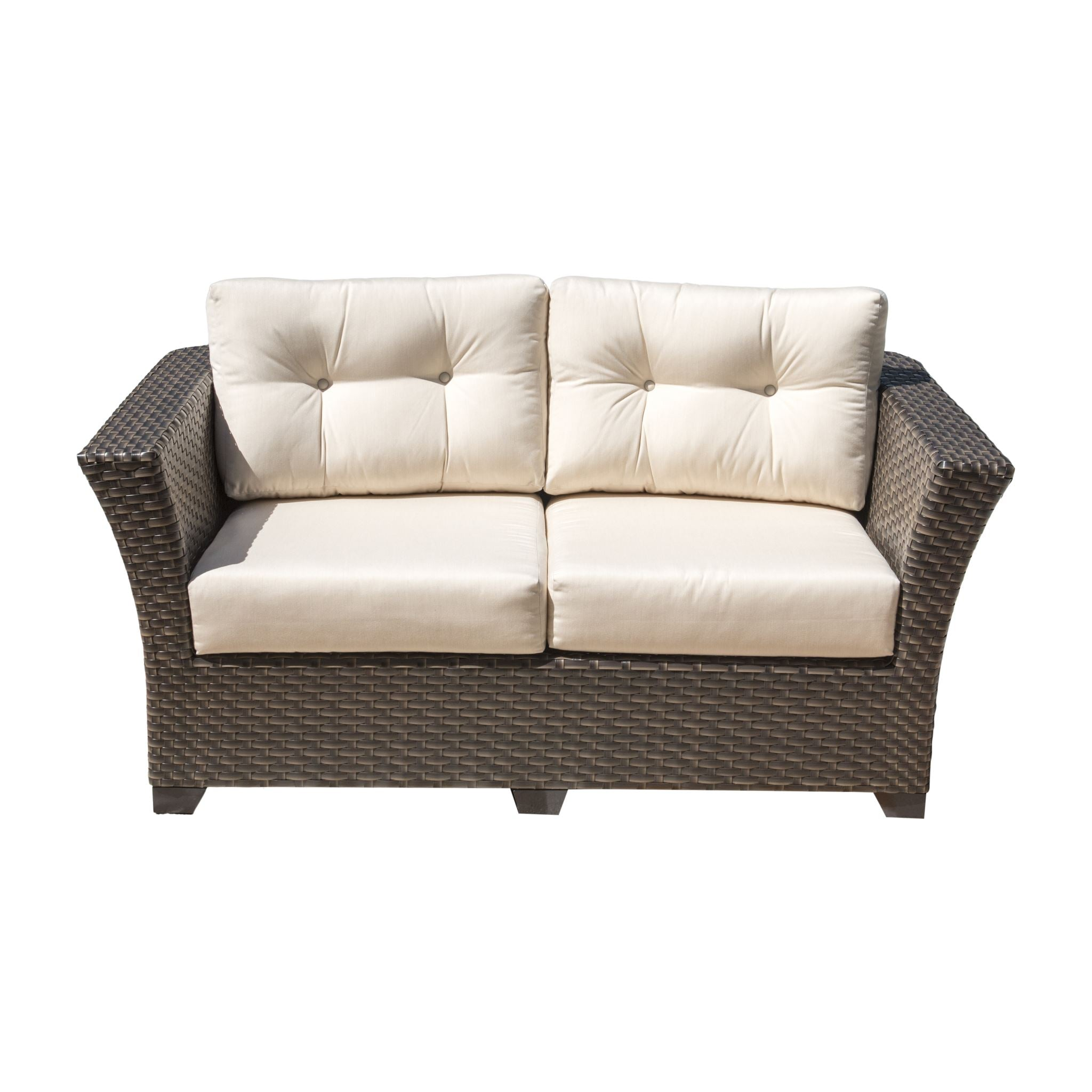 menagerie reviews loveseat patio with cushions outdoor wayfair pdx world mosca