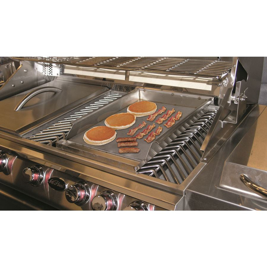 Cal Flame P4 32 Inch 4 Burner Built In Grill With