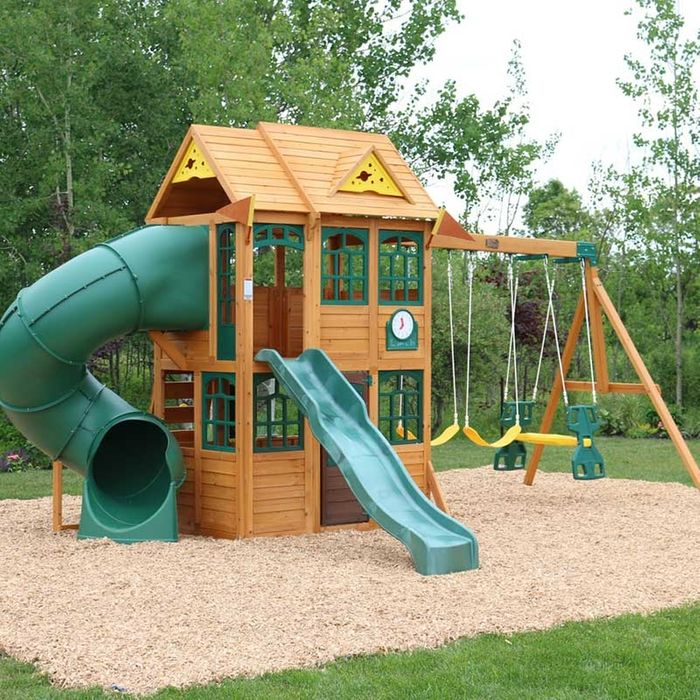 KidKraft Charleston Lodge Wooden Playset F24935