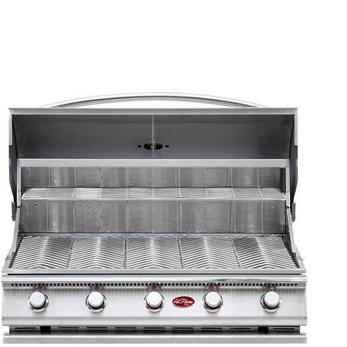 Cal Flame G5 G Series Built In 5 Burner Gas Grill Bbq08g05