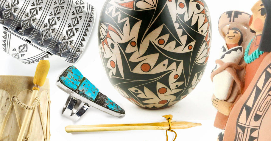 How to Take Care of Authentic Native American Art and Jewelry