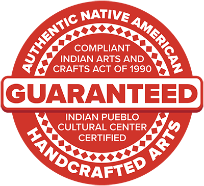 Guaranteed Authentic Native American Handcrafted Arts
