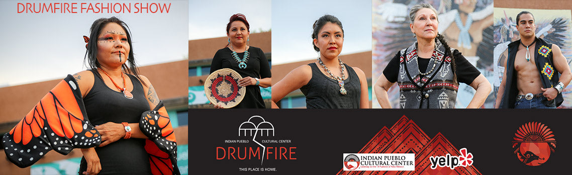 Drum Fire Native Art Collection