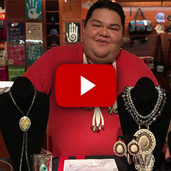 Watch the everyday elegance Native american jewelry fashion video blog