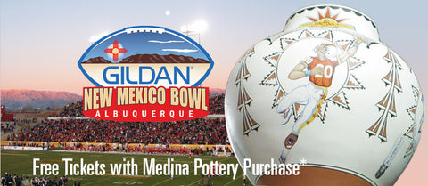 Free tickets to 2017 New Mexico Gildan Bowl