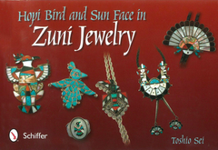 Zuni Jewelry Book Thumbnail