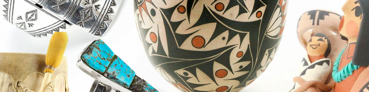 How to care for Native American Artwork and Jewelry