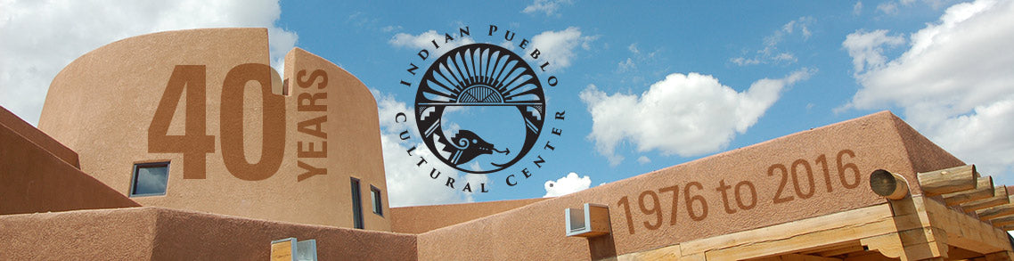 Collectible 40th Anniversary Artwork from the Indian Pueblo Cultural Center