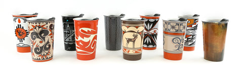 Shop Pueblo Pottery Mugs and Native American Gifts