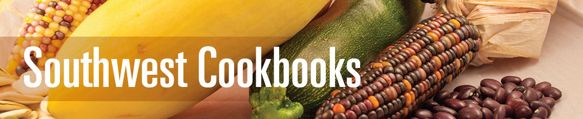 Shop southwestern cookbooks