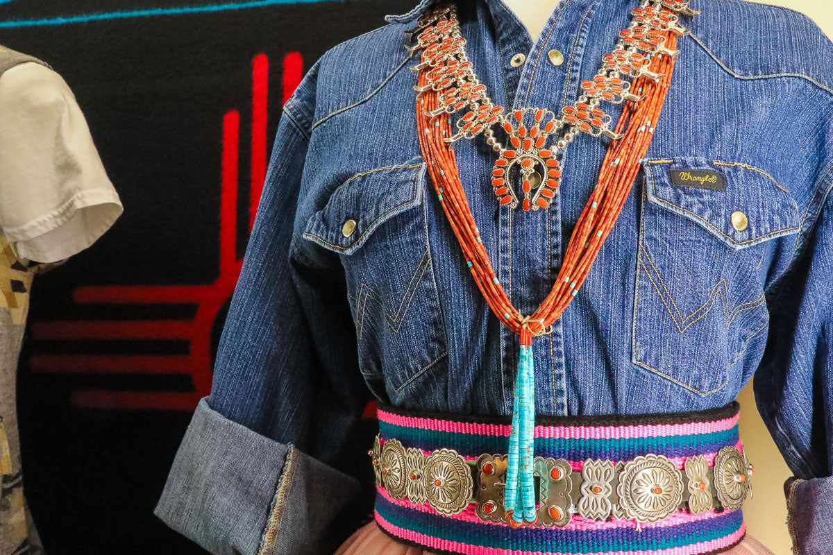 Native American Jewelry Styles in your wardrobe