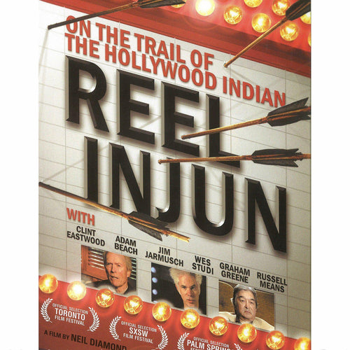 Reel Injun - Shumakolowa Native Arts
