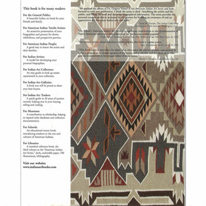 American Indian Textiles: 2,000 Artist Biographies - Shumakolowa Native Arts