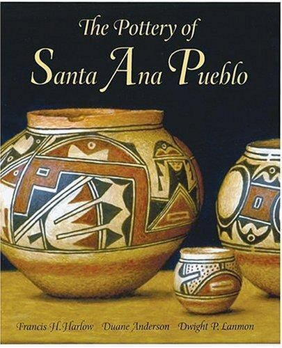 The Pottery of Santa Ana Pueblo-Indian Pueblo Store