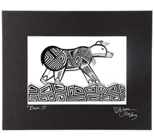 Load image into Gallery viewer, Dalton James Hopi Bear III Print - Shumakolowa Native Arts