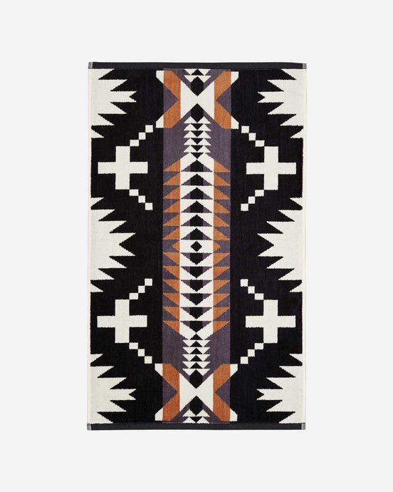Pendleton Spider Rock Hand Towel - Shumakolowa Native Arts