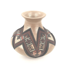 Load image into Gallery viewer, BJ Fragua Jemez Micaceous Carved Vase-Indian Pueblo Store