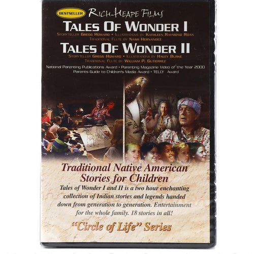 Tales of Wonder I and II - Shumakolowa Native Arts