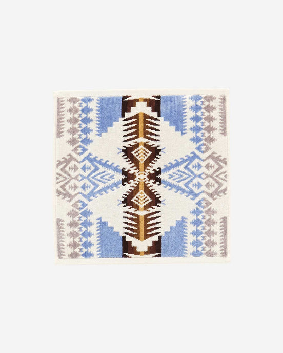Pendelton Silver Bark Wash Cloth - Shumakolowa Native Arts