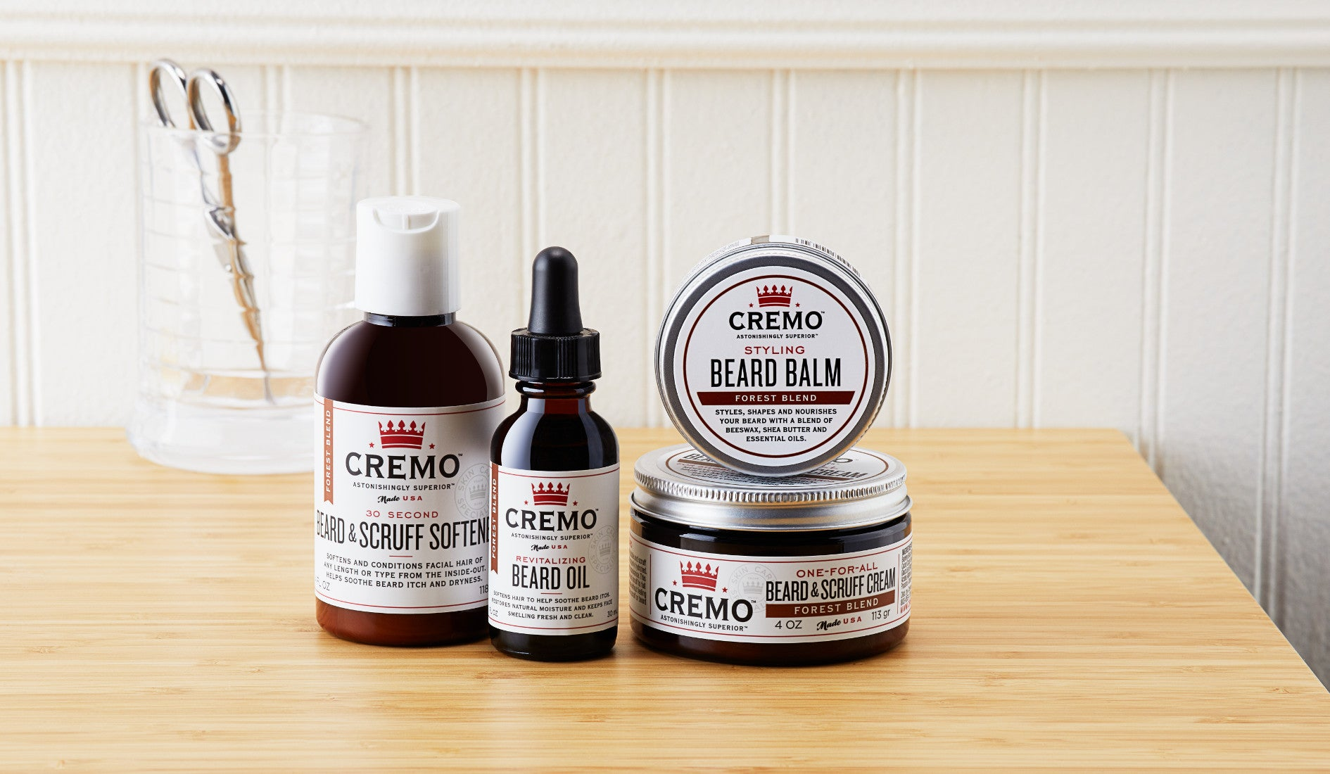beard products to stop beard itch