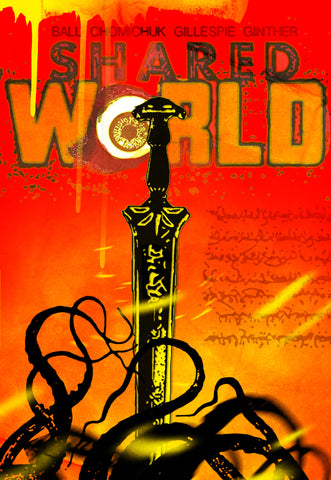 Shared World 2 (signed paperback)
