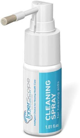 InnerScope Hearing Aid Cleaning Spray