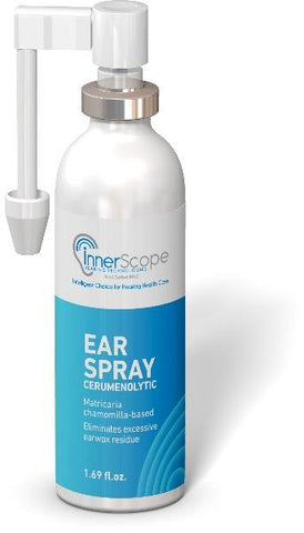 Innerscope Ear Spray Cleaner & Wax Removal