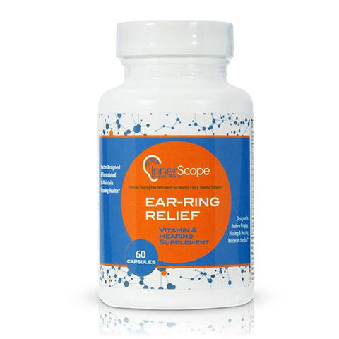 Ear-ring Relief Dietary Tinnitus Supplement