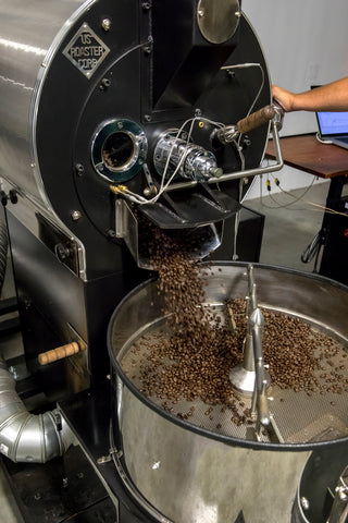 2nd Alt Front View of USRC Coffee Roaster