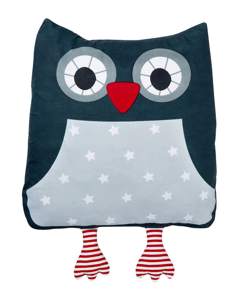 Organic Toddler Pillow Owl