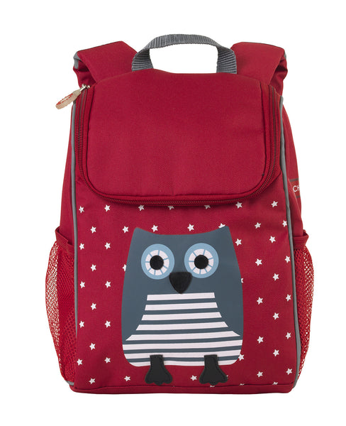Franck & Fischer Ulrikke Red Backpack