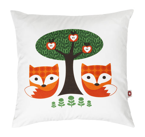 Viola Fox Organic Pillow