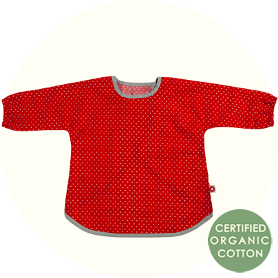 Franck & Fischer Dirt red apron