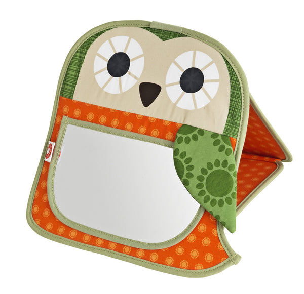 Baby Mirror Grete Orange