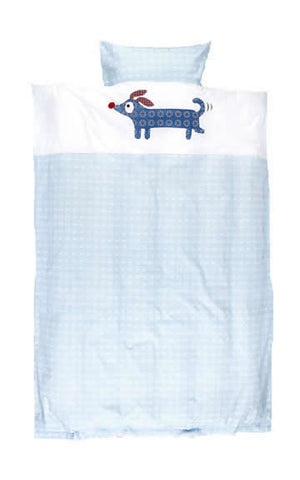Franck & Fischer Alfred Blue bed linen Set