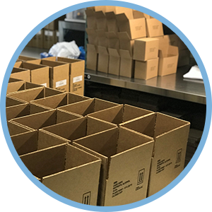 CO-Packing & Labeling