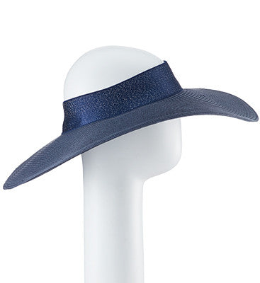 12c46ac35d1 PALERMO open crown sun hat - Tracy Watts