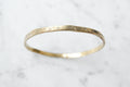 Posey bangle - brass