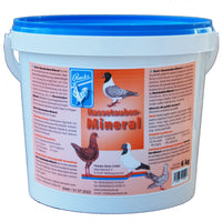 Backs Mineral-Mix for  pigeons