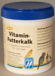 Backs Vitamin Futterkalk