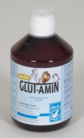 Backs GLUT-AMlN (Amino acid solution)
