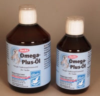 Backs omega-plus-oil