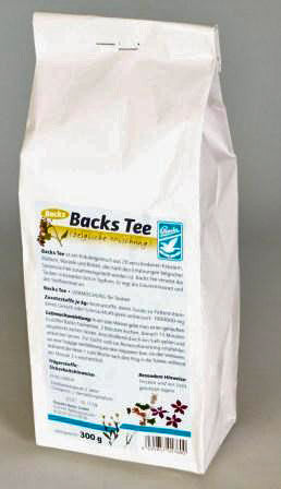 Backs pigeon tea (belgian mixture 300 gr