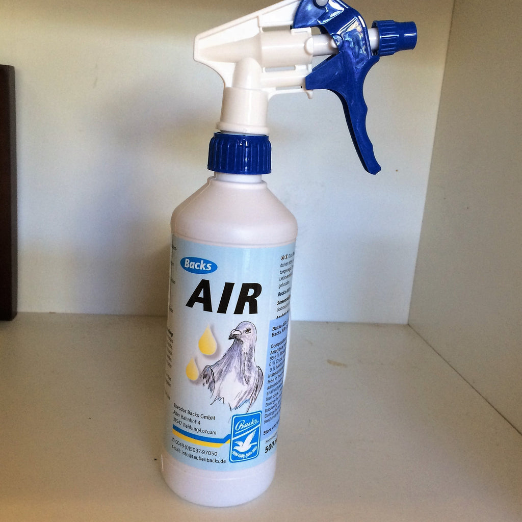 Backs Air 500 ml