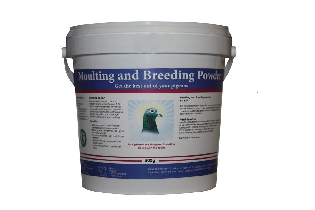 Moulting and Breeding Powder™