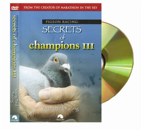 Secrets of Champions III: Young Bird Racing